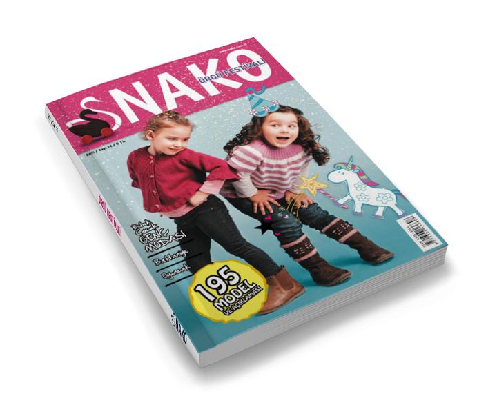 NAKO Örgü Festivali Sayı 14